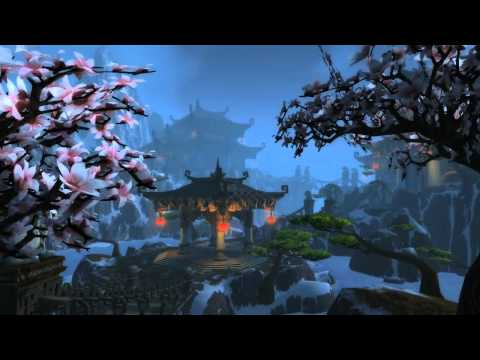 Mists of Pandaria B-Roll