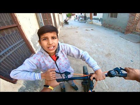 Piyush Ki Cycle Meine LeLi 😂