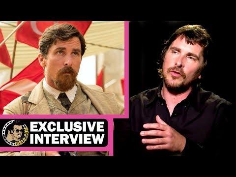Christian Bale Interview | THE PROMISE (2017) JoBlo.com