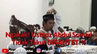 "Video Ceramah lucu Ustadz Abdul Somad ""UAS tidak takut diSANTET"" MP3, 3GP, MP4, WEBM, AVI, FLV Juni 2019"
