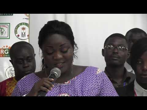 COTE D'IVOIRE: ALLOCUTION DE MADAME DIAKITE ONG NID D' ESPOIR