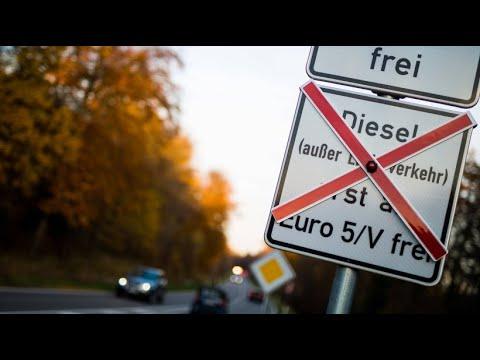 Stuttgart: Diesel-Fahrverbot ab 1. Januar - wie komme ...