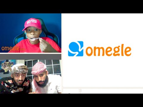 GETTING ATTACKED BY RACIST KID ON OMEGLE!!!