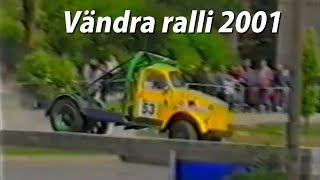 Vändra ralli 2001