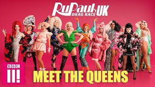 Video RuPaul's Drag Race UK: Meet The Queens MP3, 3GP, MP4, WEBM, AVI, FLV Agustus 2019