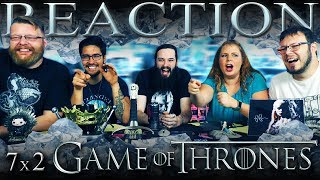 """Eric Shane Calvin Melanie and Aaron react to and discuss season 7 episode 2 of Game of Thrones, """"Stormborn"""" You can watch..."""