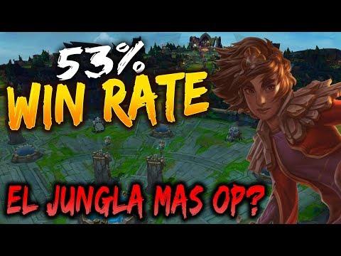 TALIYAH JUNGLA 53% WIN RATE! HACIENDO COUNTER A SHYVANA! OP! lol   eldelabarrapan