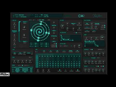 Rob Papen Go2 VST/AU Synth - Preset Tour