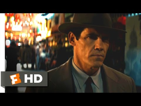 Gangster Squad (2013) - The Chinatown Trap Scene (6/10) | Movieclips