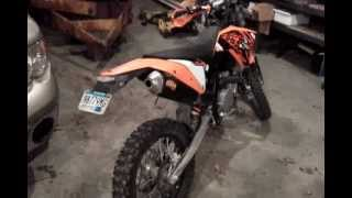 6. 08 ktm450 xcf walk around