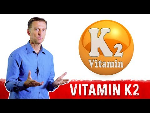What is Vitamin K2, Its Benefits & Sources? – Dr.Berg