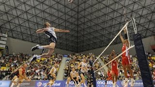 NORCECA Champions Cup 2015 - USA defeats Cuba 3-1. HIGHLIGHT VIDEOS - Watch more men's and women's volleyball...