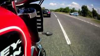 10. Harris Harley-Davidson XR1200 special