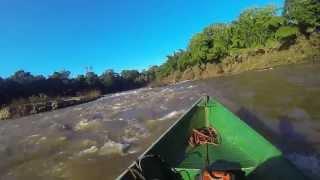 Pescaria No Rio Miranda - Abril 2013