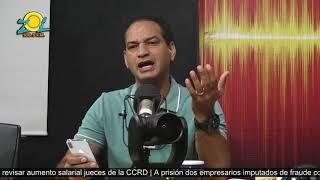 Jose Laluz comenta la crisis del colegio de notario con algunas instituciones por nuevas reglas