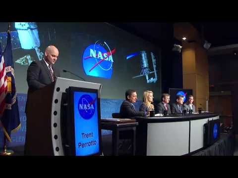 COTS - NASA Administrator Charles Bolden discusses the success of the agency's Commercial Orbital Transportation Services (COTS) initiative during a televised news ...