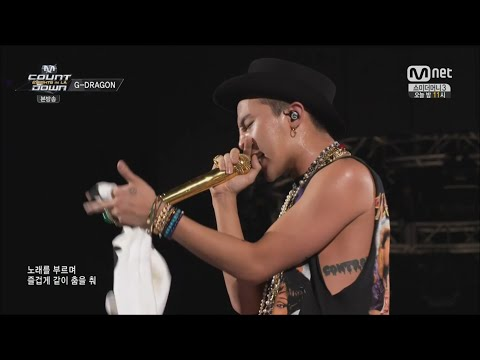 Video G-DRAGON - 'CRAYON(크레용)' 0814 Mnet K-CON 2014 download in MP3, 3GP, MP4, WEBM, AVI, FLV February 2017