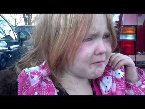 Child Crying Over The Elections