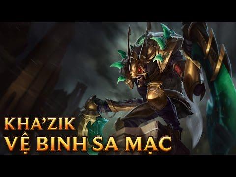 Kha'Zix Vệ Binh Sa Mạc