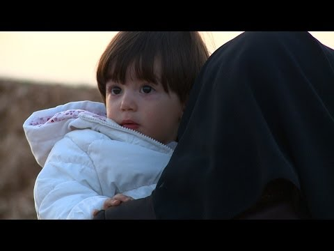 UNHCR: Syrian Refugee Children In Crisis