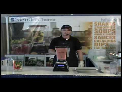 blendtec - www.mydailyblend.com - Most powerful high speed blender on the market. Costcto representative gives an overview of the Blendtec Total Blender and shows how t...