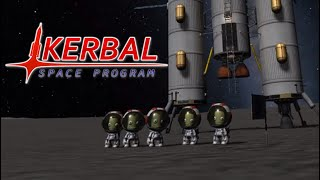 I'M GOING INTO SPACE! (Kerbal Space Program) by SkulShurtugalTCG