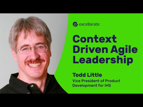 Context Driven Agile Leadership - Synerzip Webinar