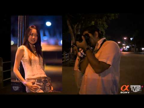 Review SONY NEX-7 Night Portrait