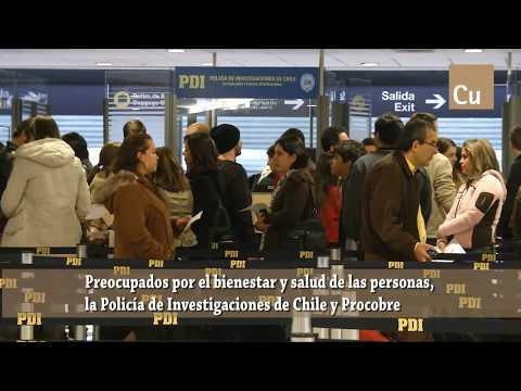Cobre: Una puerta limpia para Chile