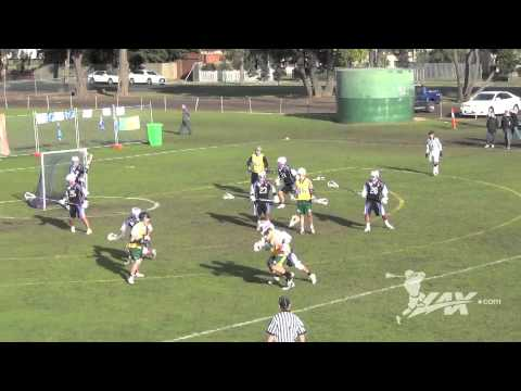 Australia vs Japan Men's Lacrosse at the 2013 Nationals