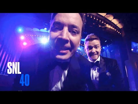 Jimmy Fallon and Justin Timberlake Cold Open – SNL 40th Anniversary Special