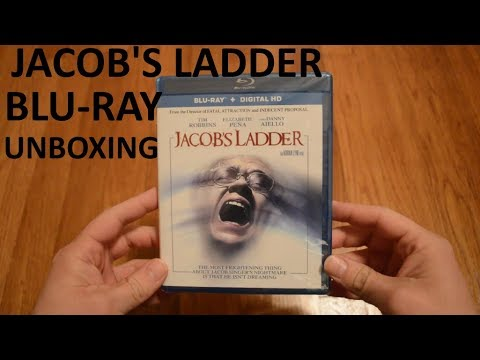 Unboxing Jacob's Ladder Blu-Ray