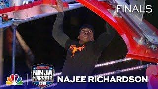 Najee Richardson's Solid Run - American Ninja Warrior Baltimore City Finals 2019