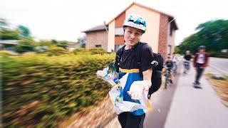 Longboard Tour ohne Internet | RaceTour Tag 3
