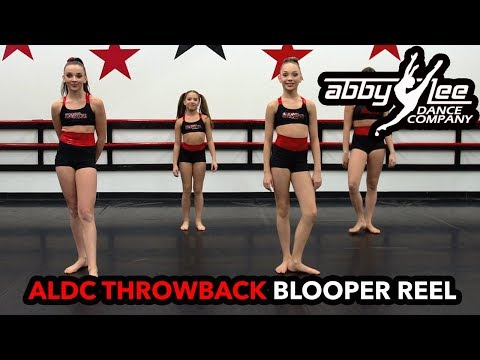 Abby Lee Dance Secrets - ALDC Bloopers