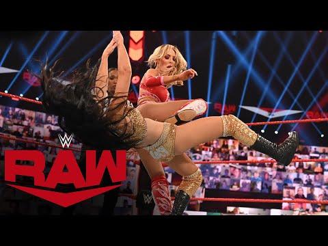 Peyton Royce vs. Billie Kay: Raw, September 7, 2020