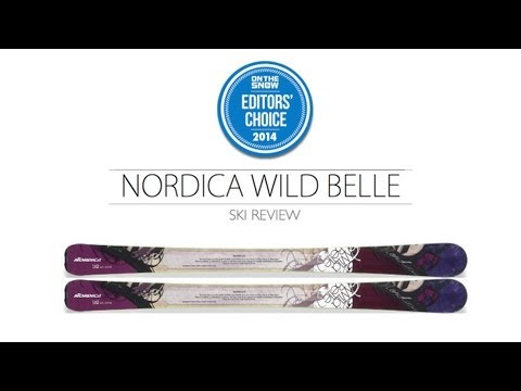 2014 Nordica Wild Belle Ski Review - Women's Frontside Editors' Choice