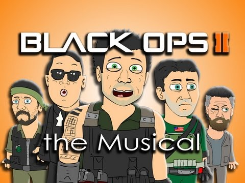 BLACK OPS 2 the Musical – GANGNAM STYLE PARODY