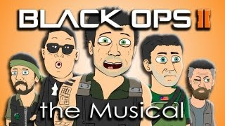 ♪ BLACK OPS 2 THE MUSICAL - PSY