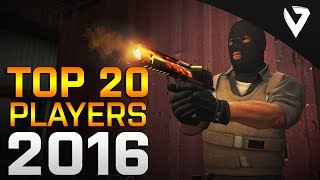 Top 20 Players 2016