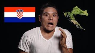 Geography Now Croatia