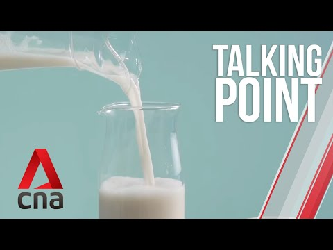 CNA | Talking Point | E18: Can plant-based milk replace dairy in our lives?