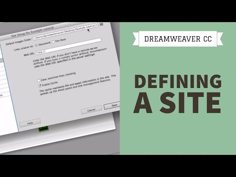 create website using dreamweaver pdf