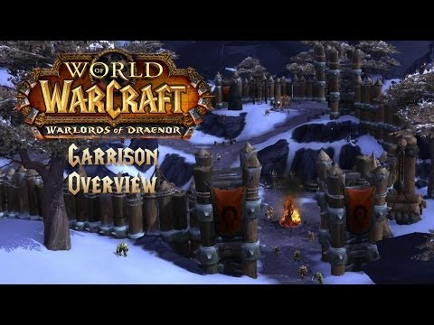 garrison - Taking a look at the Garrison system and the different things it can do. Warlords of Draenor Website: http://us.battle.net/wow/en/warlords-of-draenor/ Force ...