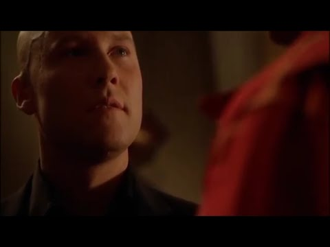Lex Luthor & Clark Kent Powerful Scene | Smallville Season 7