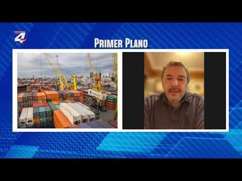 Acuerdo con empresa Belga para operar el Puerto de Montevideo es perjudicial para el país, dijo el senador Bergara