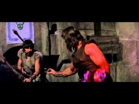 One Man Band / OneWallCinema: Conan The Barbarian (1982) IRiff Sample #2