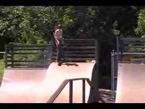 sparta skatepark 5 stair