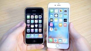 iPhone 6s vs 1st Gen iPhone!