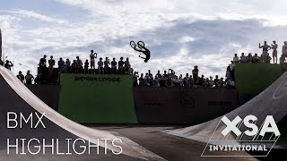 XSA Invitational BMX Highlights